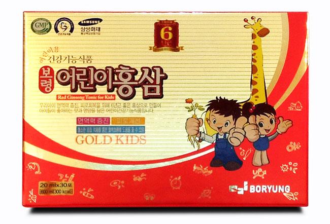hong-sam-baby-Gold-kids-Han-Quoc