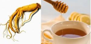 Hồng sâm lát tẩm mật ong hàn quốc và công dụng