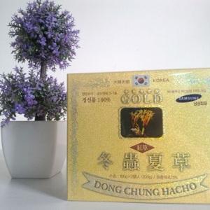 Đông Trùng Hạ Thảo Duwon Màu Đỏ 200gr Hàn Quốc