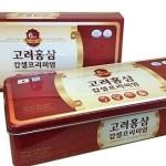 Viên Tổng Hợp Hồng Sâm Cao Cấp Daedong Hàn Quốc Hộp 120 Viên